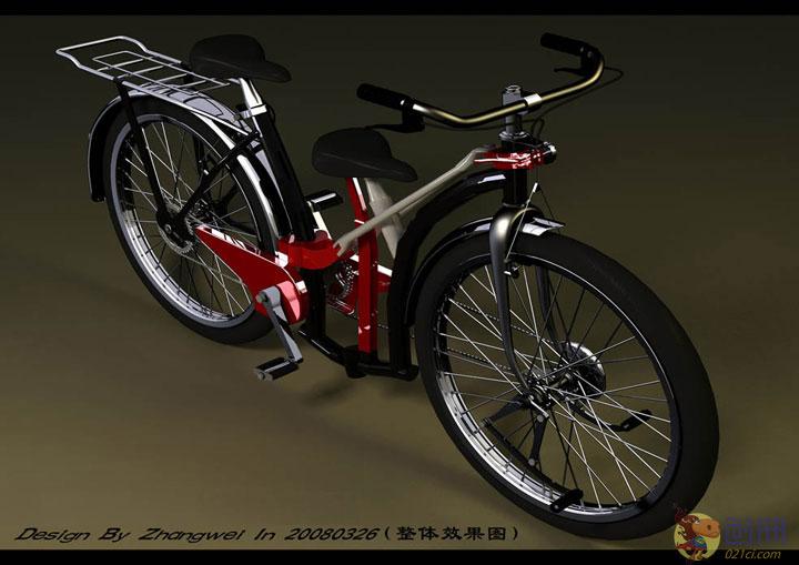 概念自行车设计09
